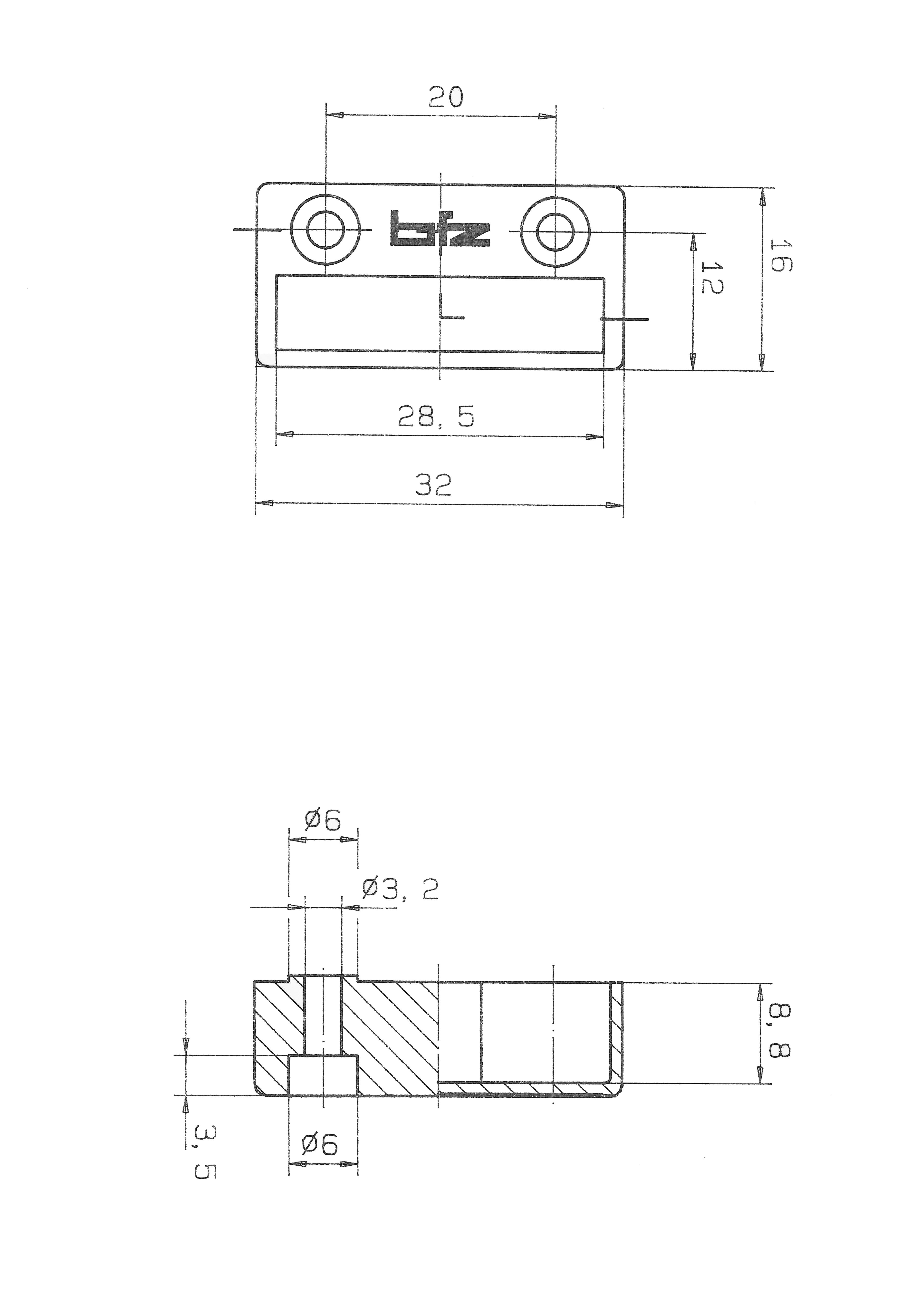 Miniatur-Magnetschalter, Kleinmagnetschalter